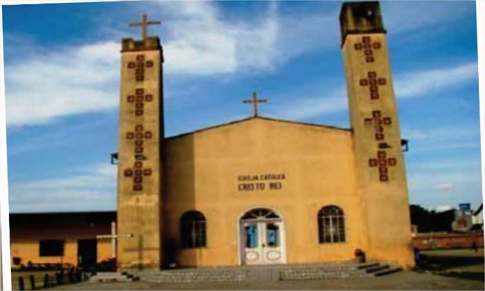 Área Missionária João Paulo ll