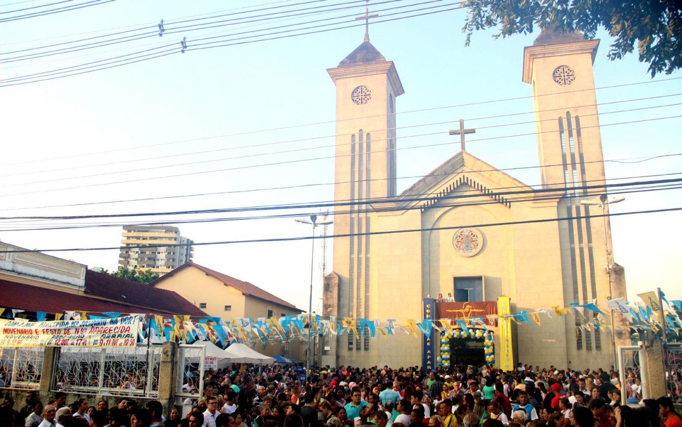 Nossa Senhora Aparecida (Santuário)