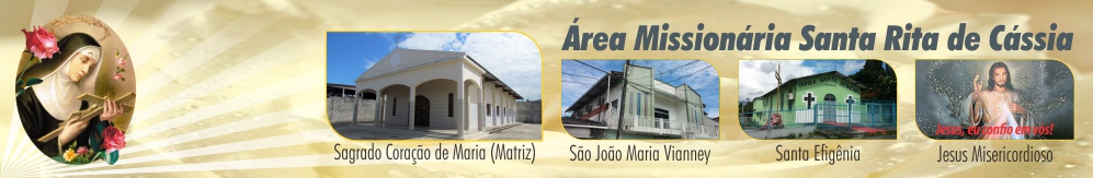 Área Missionária Santa Rita de Cássia