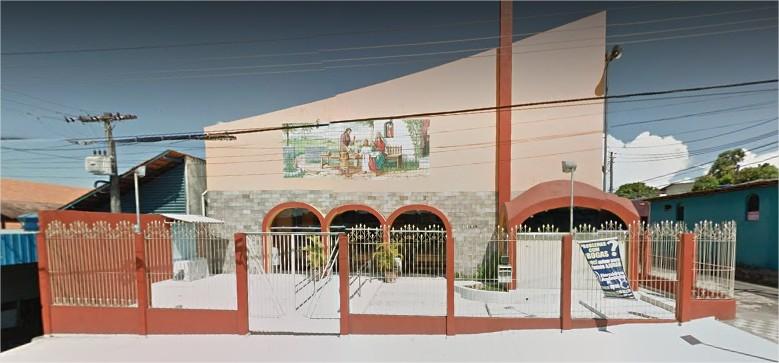 Área Missionária Sagrada Família