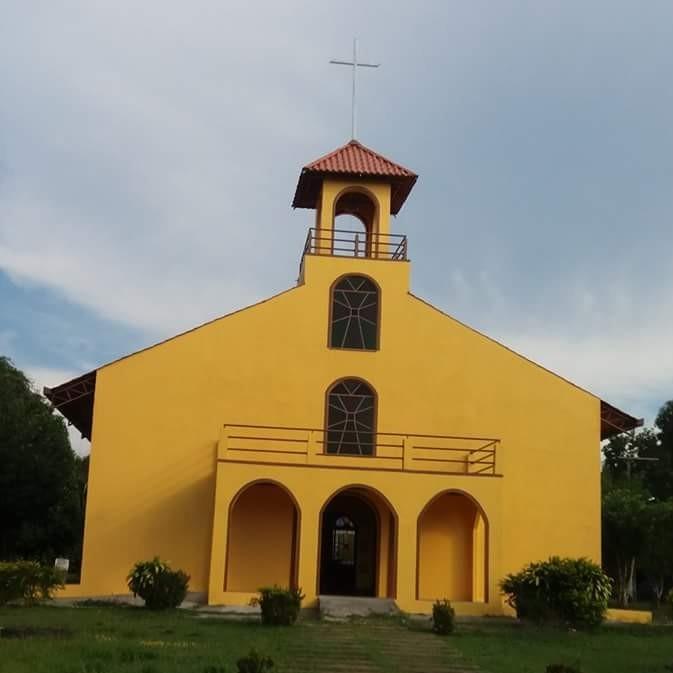 Paróquia Santo Ângelo – Novo Airão