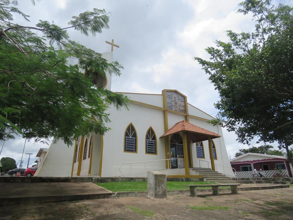 São Pedro Apóstolo - Manaquiri