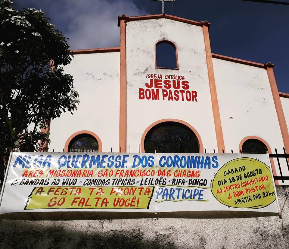 Área Missionária São Francisco das Chagas