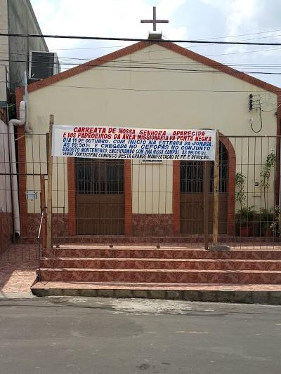 Área Missionária Ponta Negra