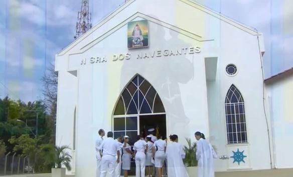 Paróquia Nossa Senhora dos Navegantes (Capelania do Comando do 9° Distrito Naval - Marinha)