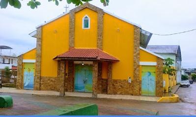 Paróquia Santa Luzia (Presidente Vargas - Matinha)
