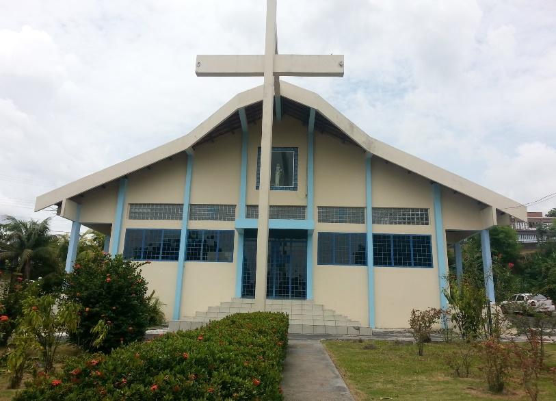 Área Missionária Santa Catarina de Sena