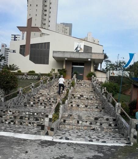 Área Missionária São Maximiliano Maria Kolbe