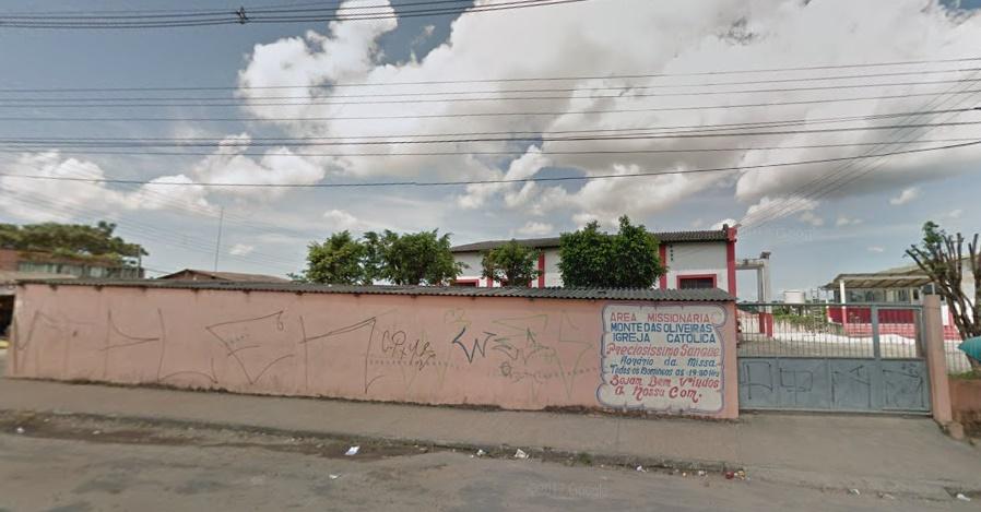 Área Missionária Monte das Oliveiras